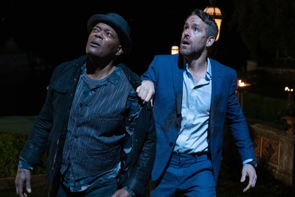 賴恩與森姆在《保鑣救殺手2》更火爆更賤格回歸大銀幕,有更多驚喜。