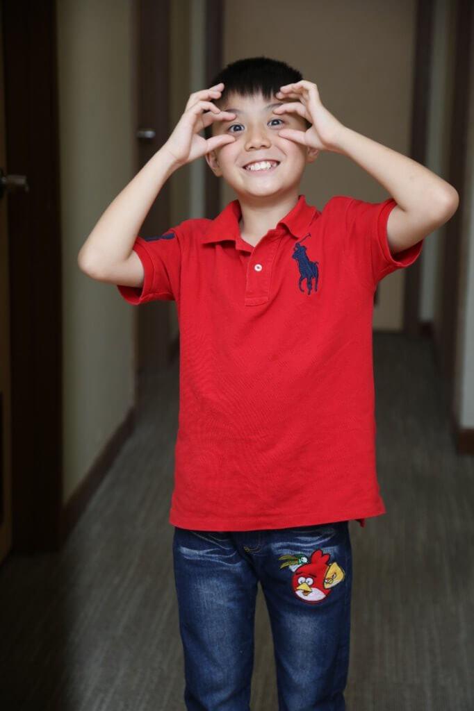 停課及戶外活動減少,對小朋友的視力造成一定影響。