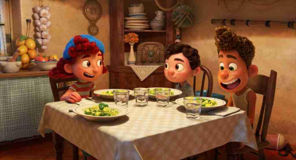 開朗大膽的女孩莉莉,拉攏路卡和艾伯圖結盟,組成「弱雞小隊」,齊在「三項鐵人大食賽」中爭勝。