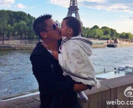 魏駿傑專心做單親爸爸