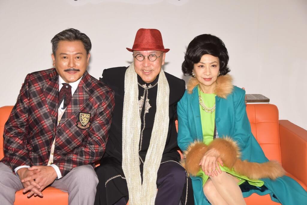 魏駿傑十月演出張之珏執導的舞台劇《老公~你好悶呀!》,與區嘉雯合作。