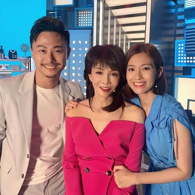跟陳自瑤在《識貨》中由對手變合作夥伴,與《好聲好戲》不同是今次很考急才,幸運也得到Do姐稱讚,說他表現尚算淡定。