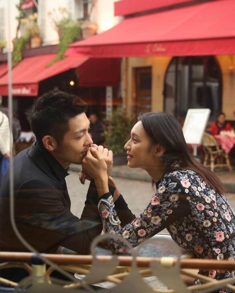 羅孝勇的太太王丹妮是model,主演的電影《梅艷芳》即將上映。