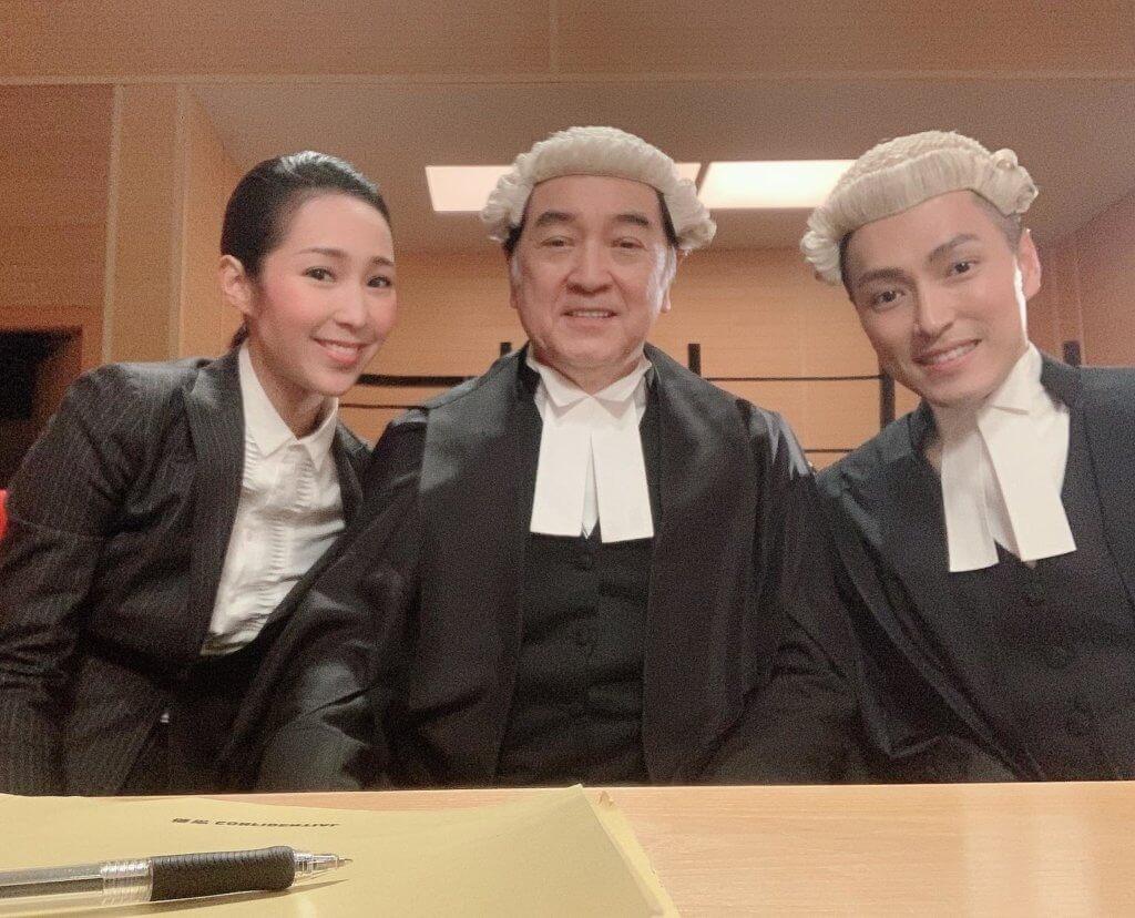 林景程經常演律師,曾被稱TVB御用專業人士。