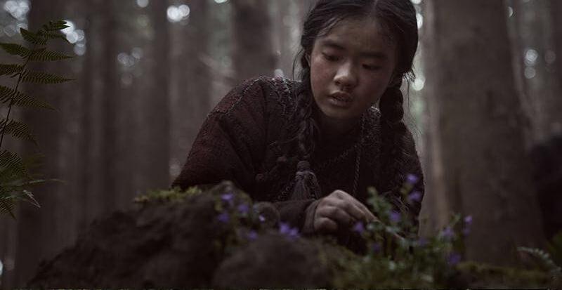 童年雅信為救病危母親到山中採藥,從此改寫命運。