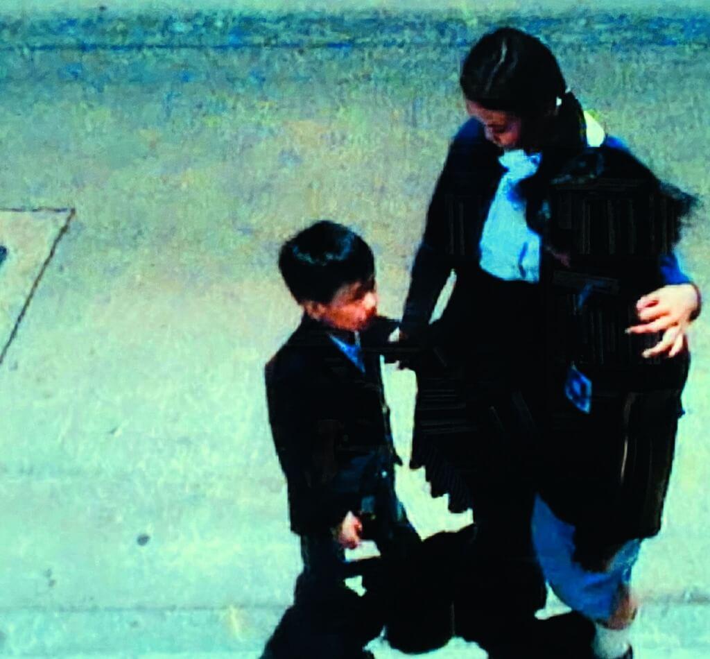 孤雛仨。長姊為母,二妹三弟都是小兒女。兩人長大後對影霞如何?影霞身為人母後也有了自己的一對兒女?他們成長時父親又是缺席。《輪流傳》的「摩天輪」不止黃影霞一人。