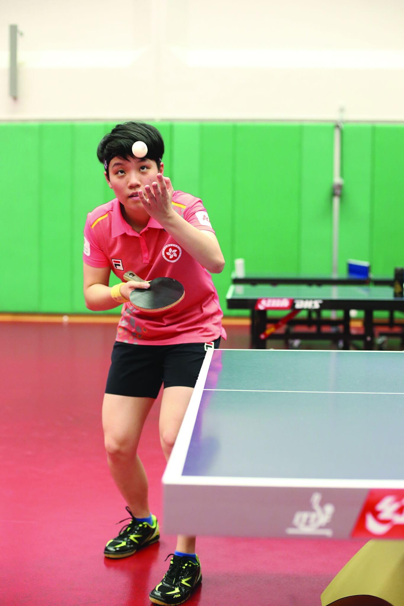 杜凱琹希望2020代表香港出戰東京奧運