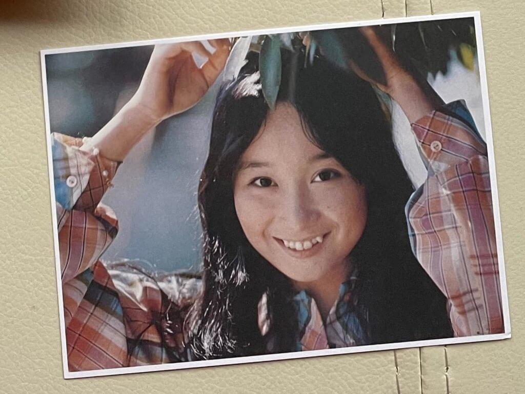 陳美齡在日本發展時,遇過日本粉絲瘋狂包圍。