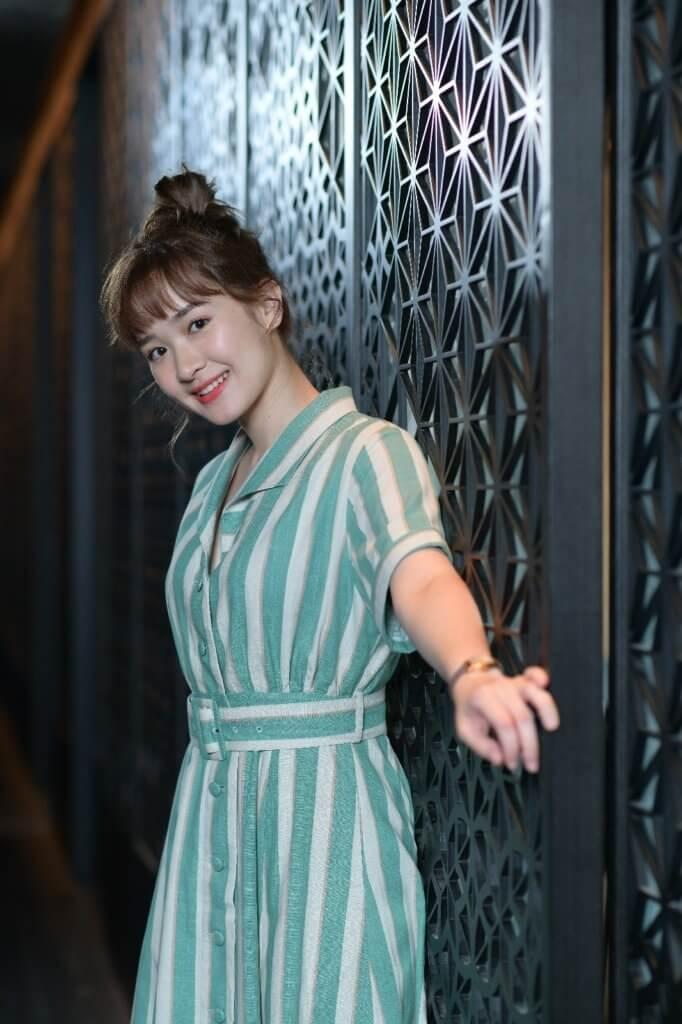 陳紫萱有八年舞台劇經驗,曾奪得港台話劇比賽女演員獎。