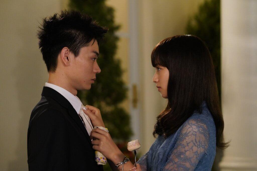 《情系一線》講述菅田將輝與小松菜奈像線斷開又繫上、縱橫交織般的史詩愛情故事。