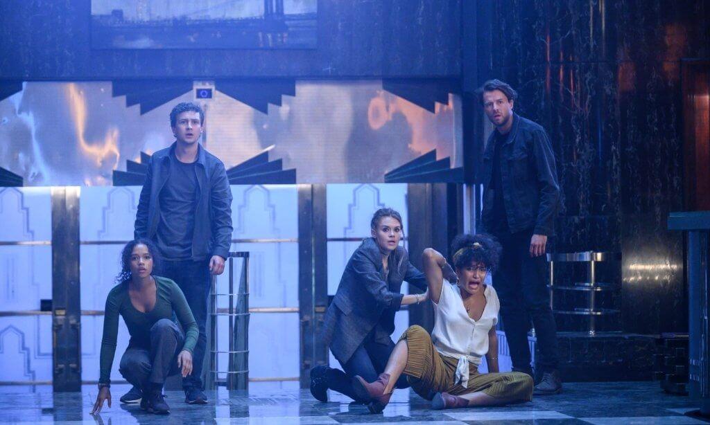 《密室逃殺: 倖存者遊戲》愈玩愈大,密室遊戲場景更顛覆觀眾想像。