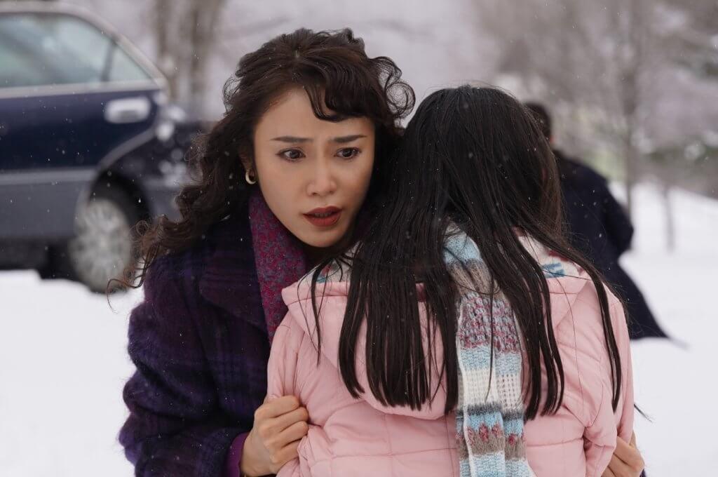 女主角在少女時代與男主角私奔不遂,遭母親帶離北海道故鄉。