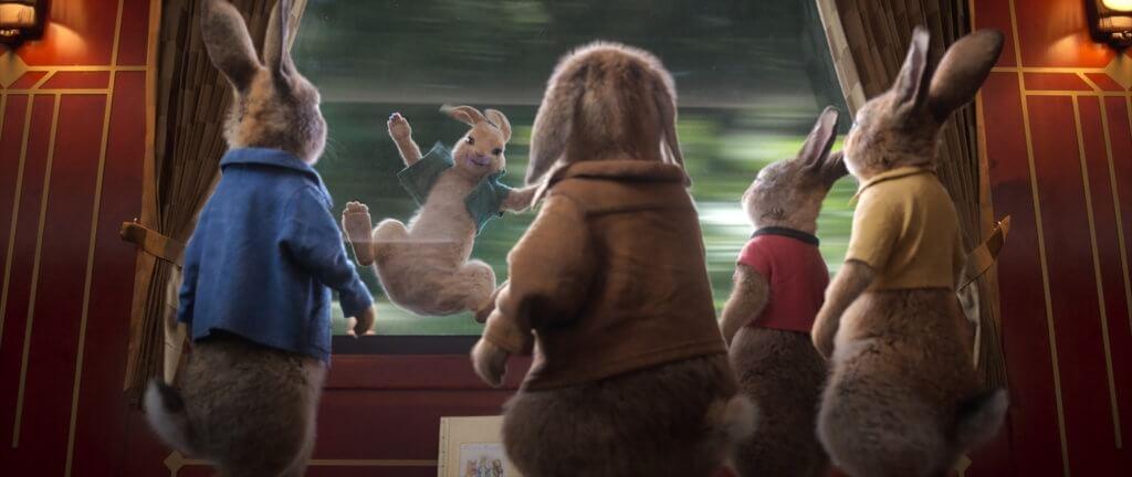 今集笑料密集,一眾兔伙伴行徑瘋狂。