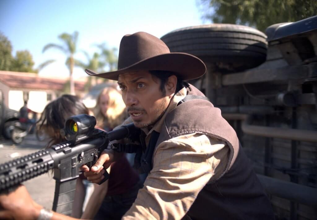 片中墨西哥演員的對白富真實感,由導演大執。