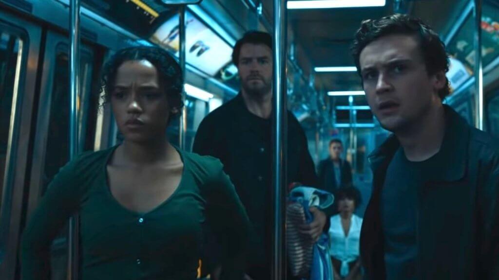 主角泰勒羅素和羅根米勒(右),今集更有默契。
