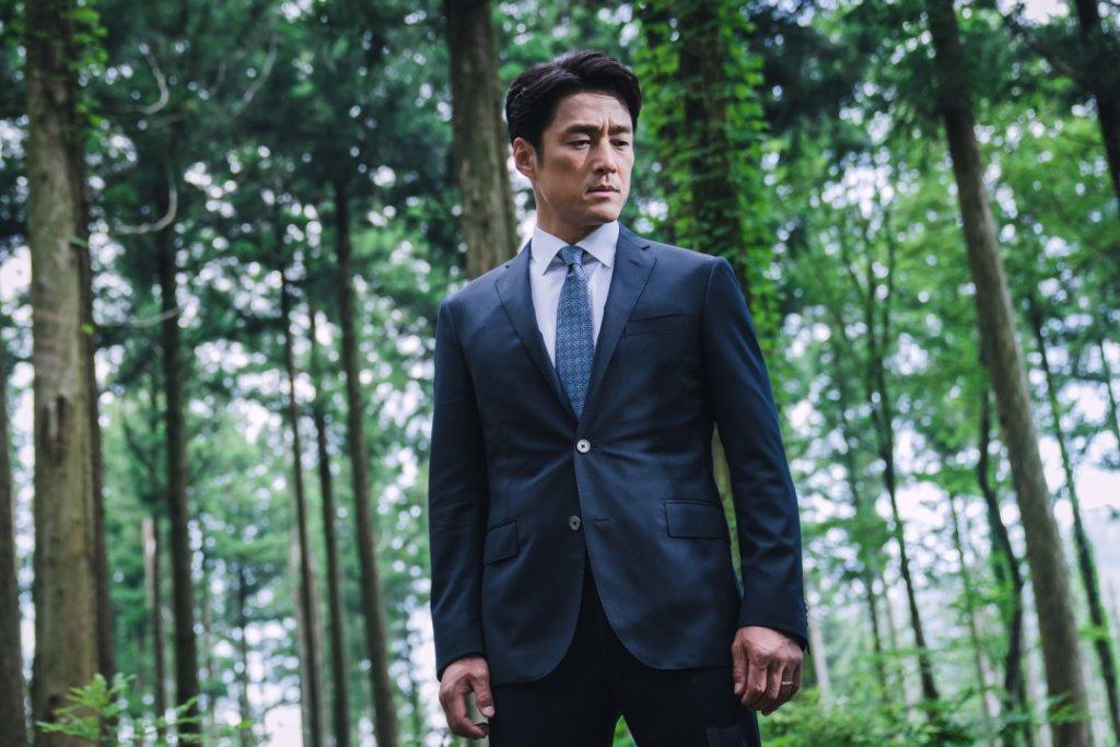 池珍熙在劇中飾演知名主播,不過他笑言自己被騙,因為報新聞的戲分並不太多。