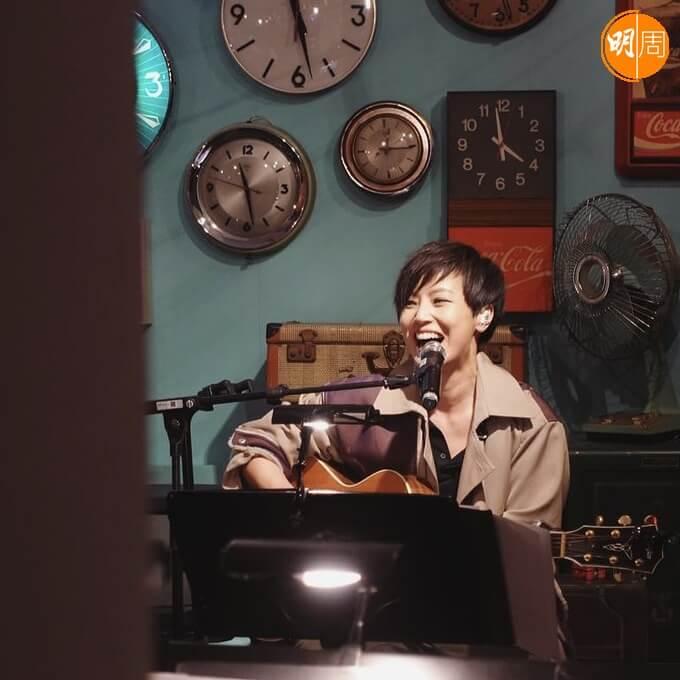 何韻詩9月開7場演唱會    「其實要唱歌,唔一定要紅館」