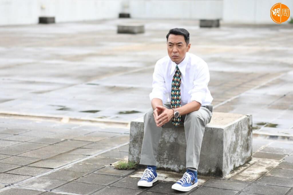 姜皓文飾演的聶山,是他從影以來最難演的角色,心情由零至一百跳升。
