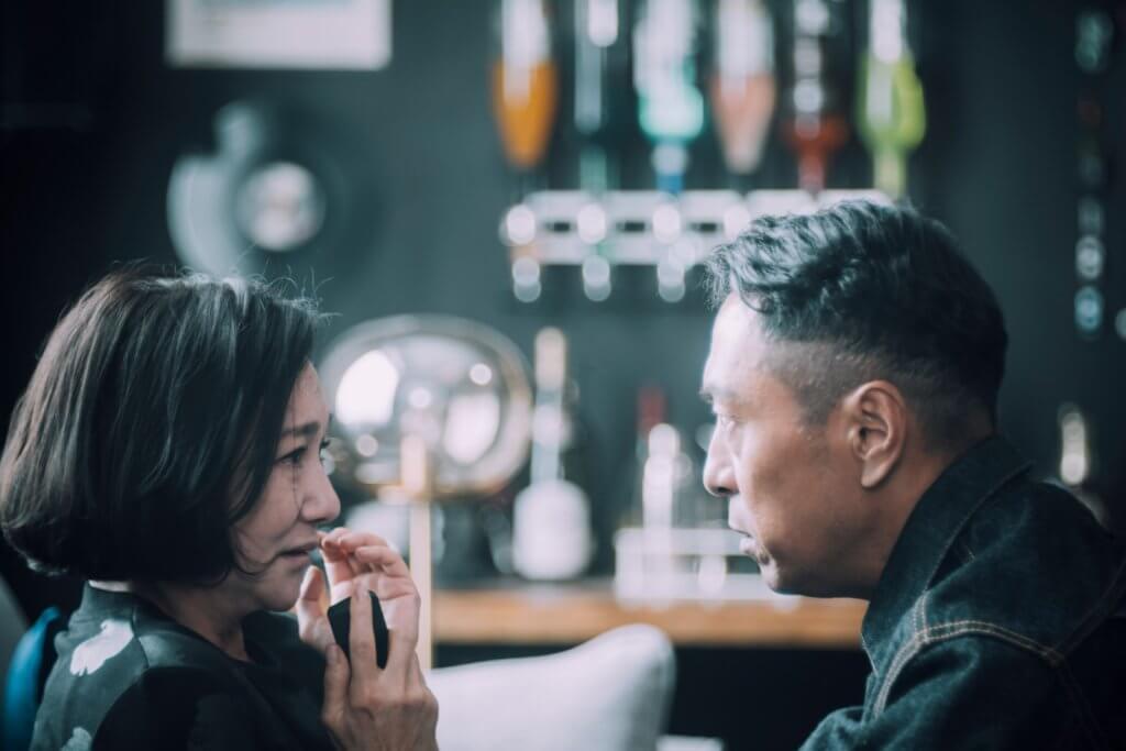 姜皓文與惠英紅在劇中演技大爆發,兩人會癲鬥癲。