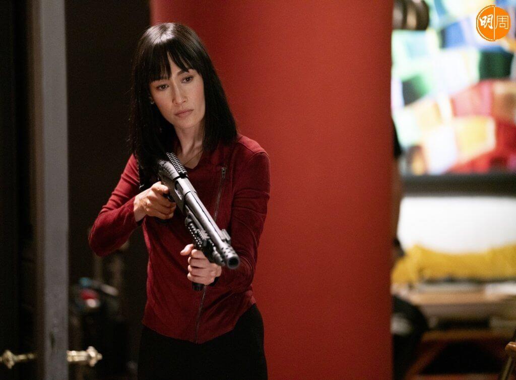 Maggie Q在《復仇殺姬》身手快狠準俐落,觀眾會否覺得媲美《殺神John Wick》?