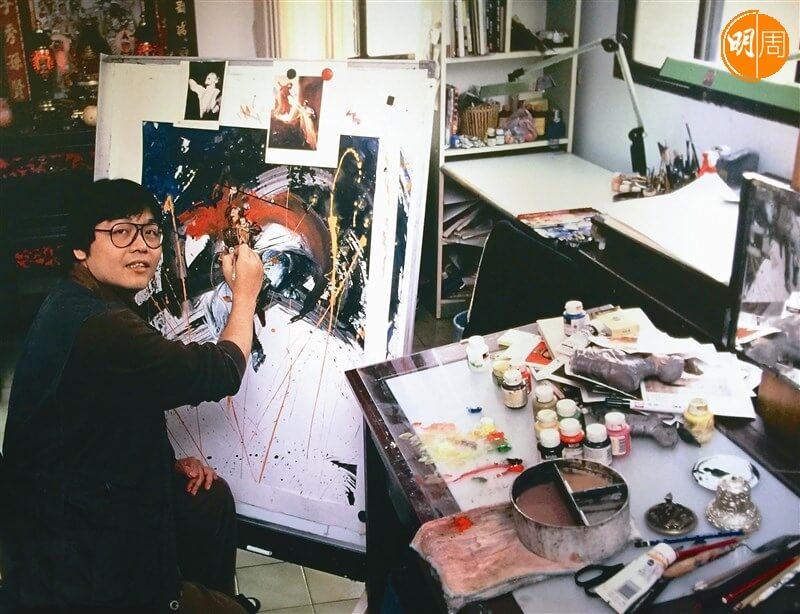 關於台灣國寶級漫畫家鄭問生平的紀綠片《千年一問》,讓觀眾大飽眼福。