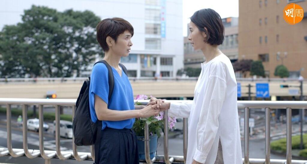 《偶然與想像》中《再一次》的故事,兩位不同背景中年女性錯認對方的相遇,竟能互相安撫對方藏在心底多年的缺口。