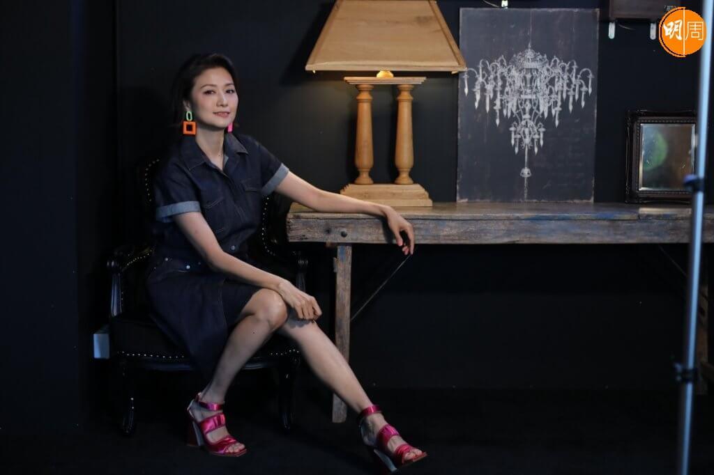 羅敏莊希望疫情穩定後,一家可以移居泰國生活。