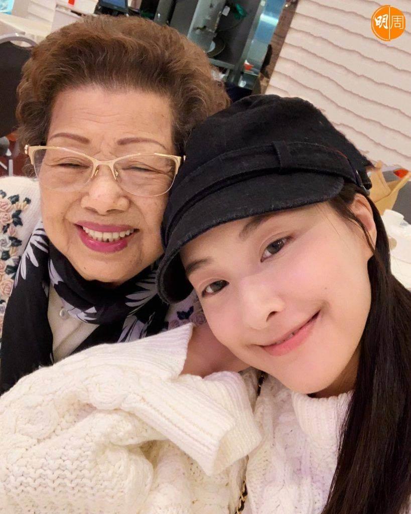 陳瀅的婆婆時常催她結婚