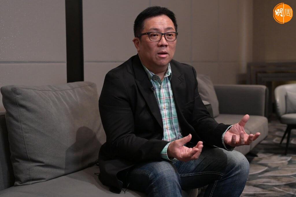 有線體育節目總監蔡富華,為奧運節目定下專業與尊重為目標。