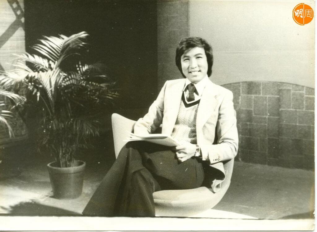 張之珏在70年代活躍於電視台前幕後