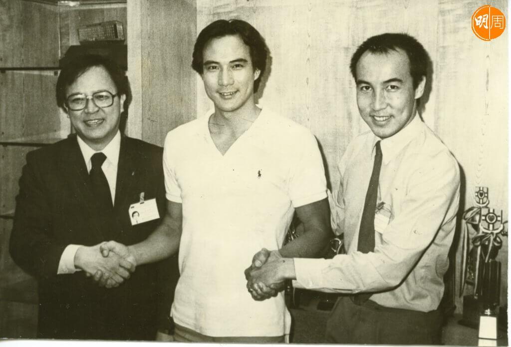 鍾景輝、張之珏曾是麗的電視話事人,他們和徐少強拍出大熱劇集。