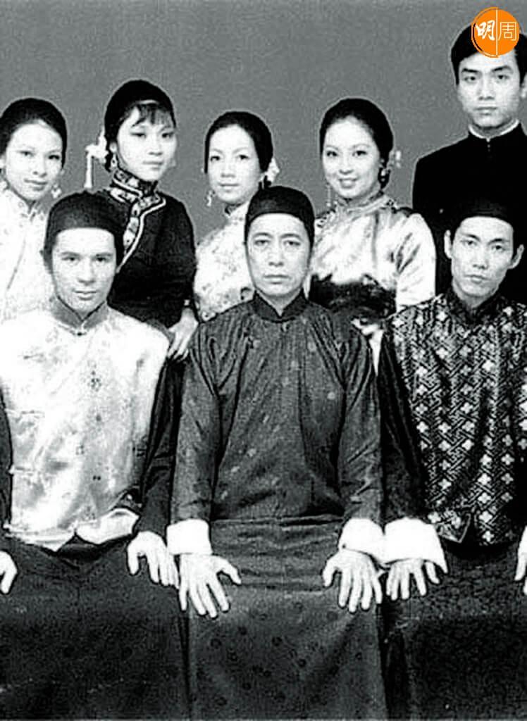 盧宛茵、吳浣儀主演、收視大爆的《朱門怨》是張之珏的得意之作。