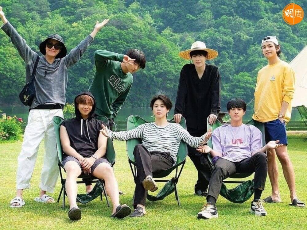 BTS 療癒真人show 《In the SOOP》去年播出時廣受粉絲歡迎,節目強調內容全由BTS 成員們決定。