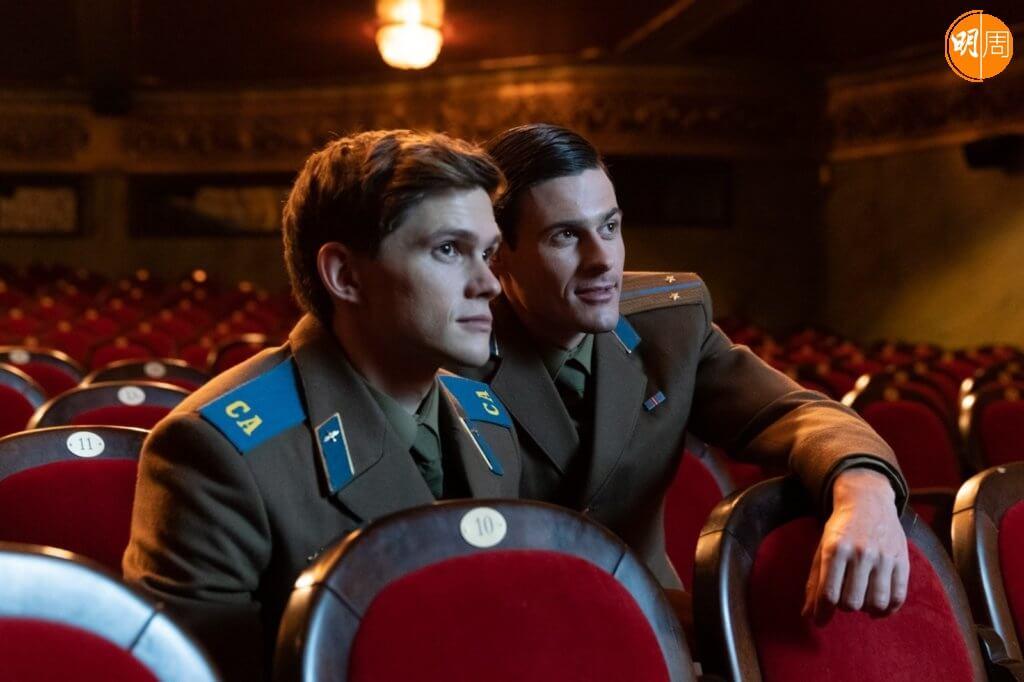 今屆香港同志影展選映的《忘不鳥》,改編自蘇聯空軍基地三角禁戀真人真事。