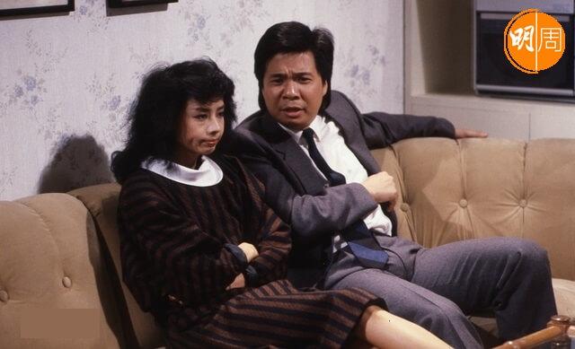 威利和毛舜筠拍了兩輯《閉門一家親》,由情侶演到變夫婦。