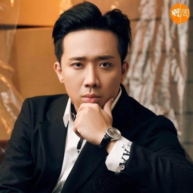 陳清只有三十四歲,平日是身光頸靚的越南名嘴。