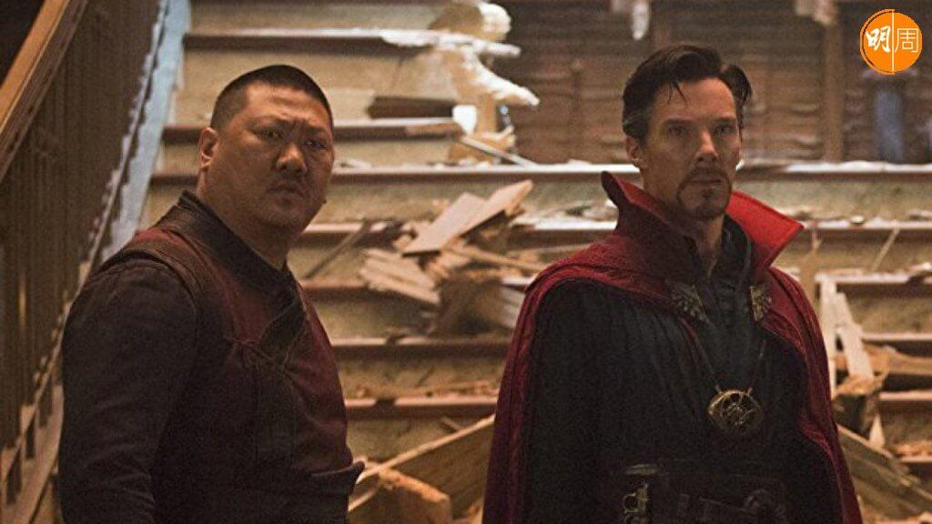 《尚氣》預告奇異博士與尊魔法師阿王將會在MCU第四階段擔當重要角色。