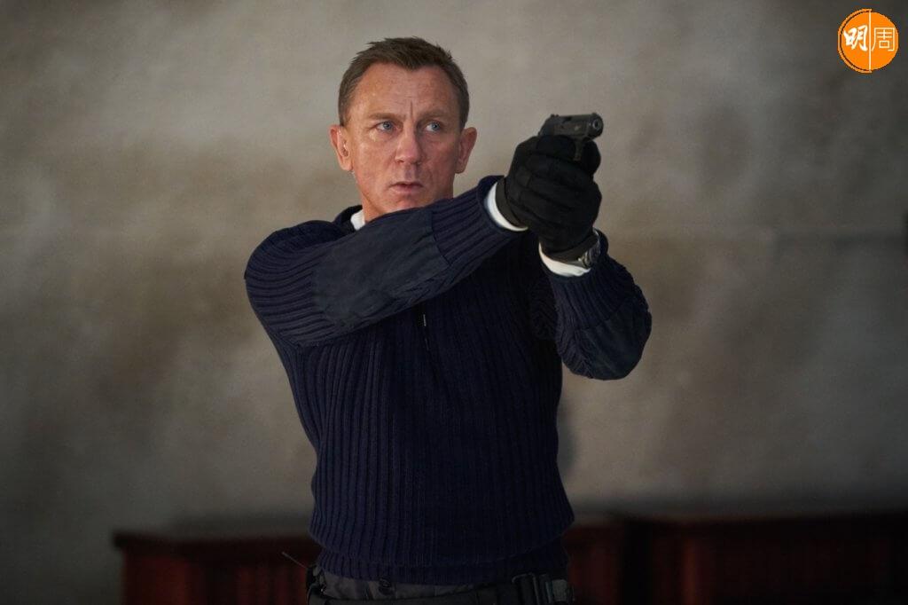 丹尼爾在《007:生死有時》飾演的占士邦型爆,亦是好有愛甚至用情專一顧家有父愛的好男人。