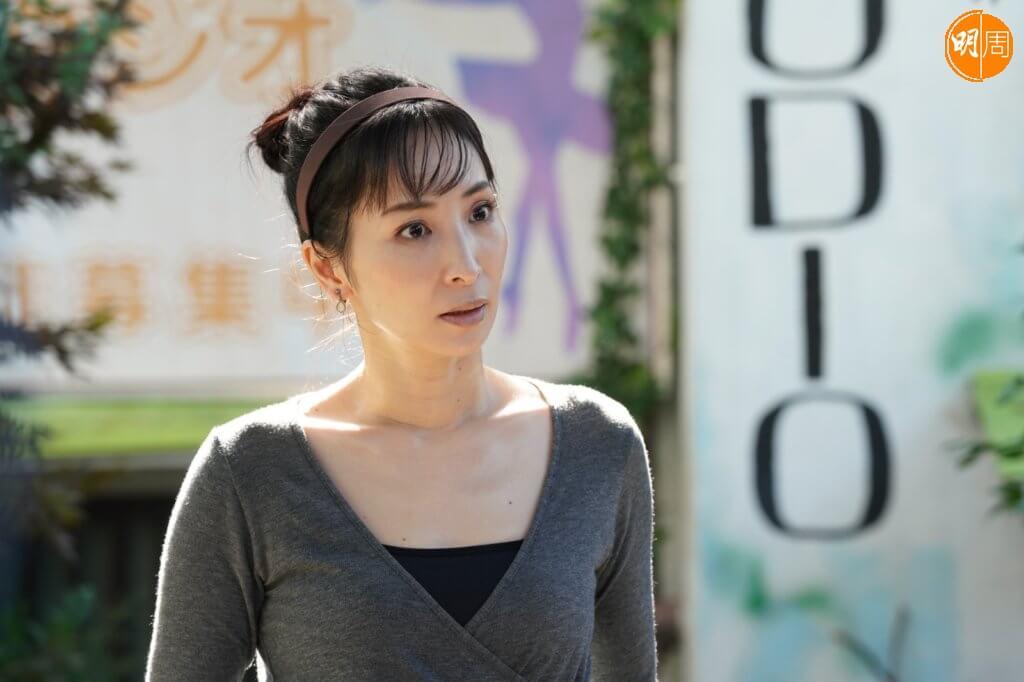 日本女星真飛聖飾演芭蕾舞導師,有深刻動人的情節。