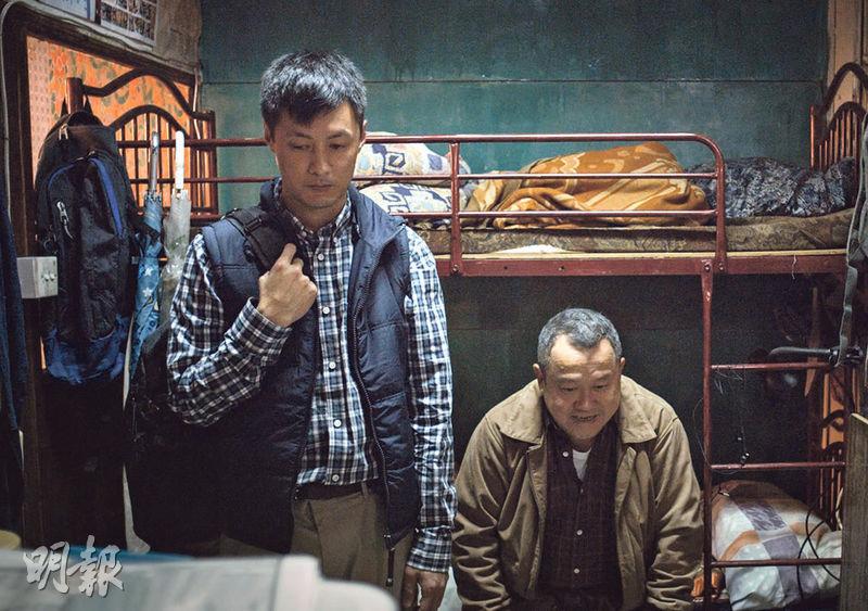 余文樂、曾志偉主演的電影《一念無明》由香港電影製片家協會董事局選出角逐奧斯卡最佳外語片。(劇照)