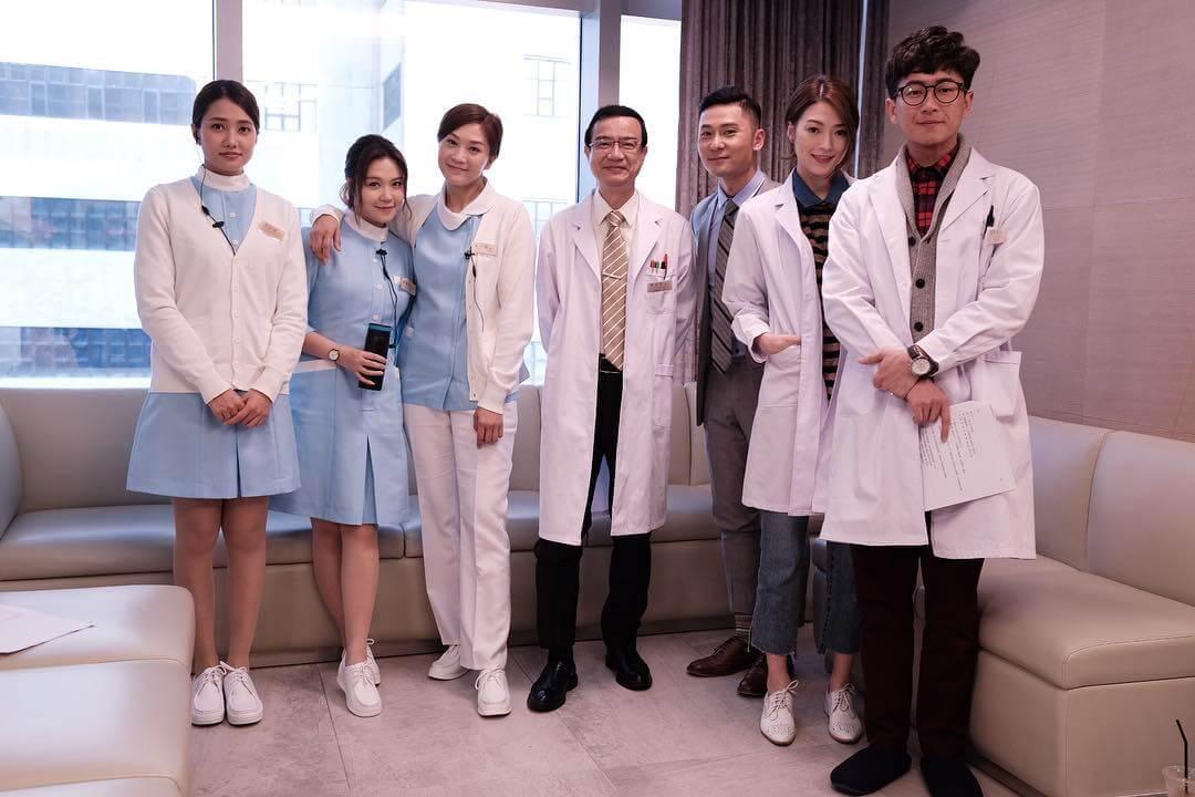劇中他與連詩雅同樣是醫生,故有很多醫院場面。