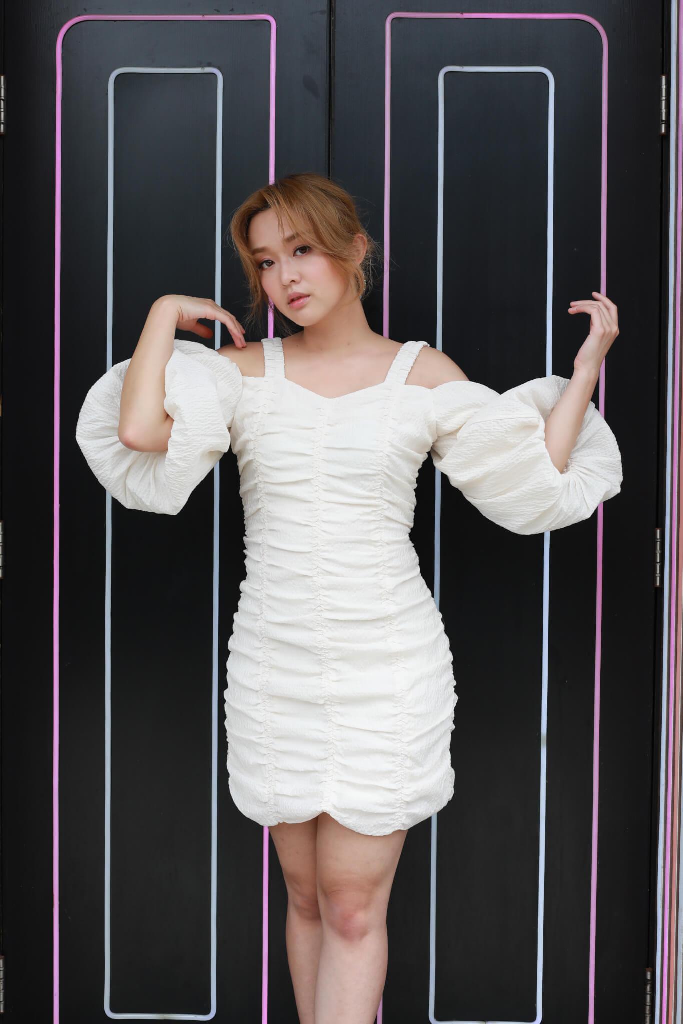 Jocelyn留在美國四個月,直到上月隔離完成,才可以為新碟宣傳。