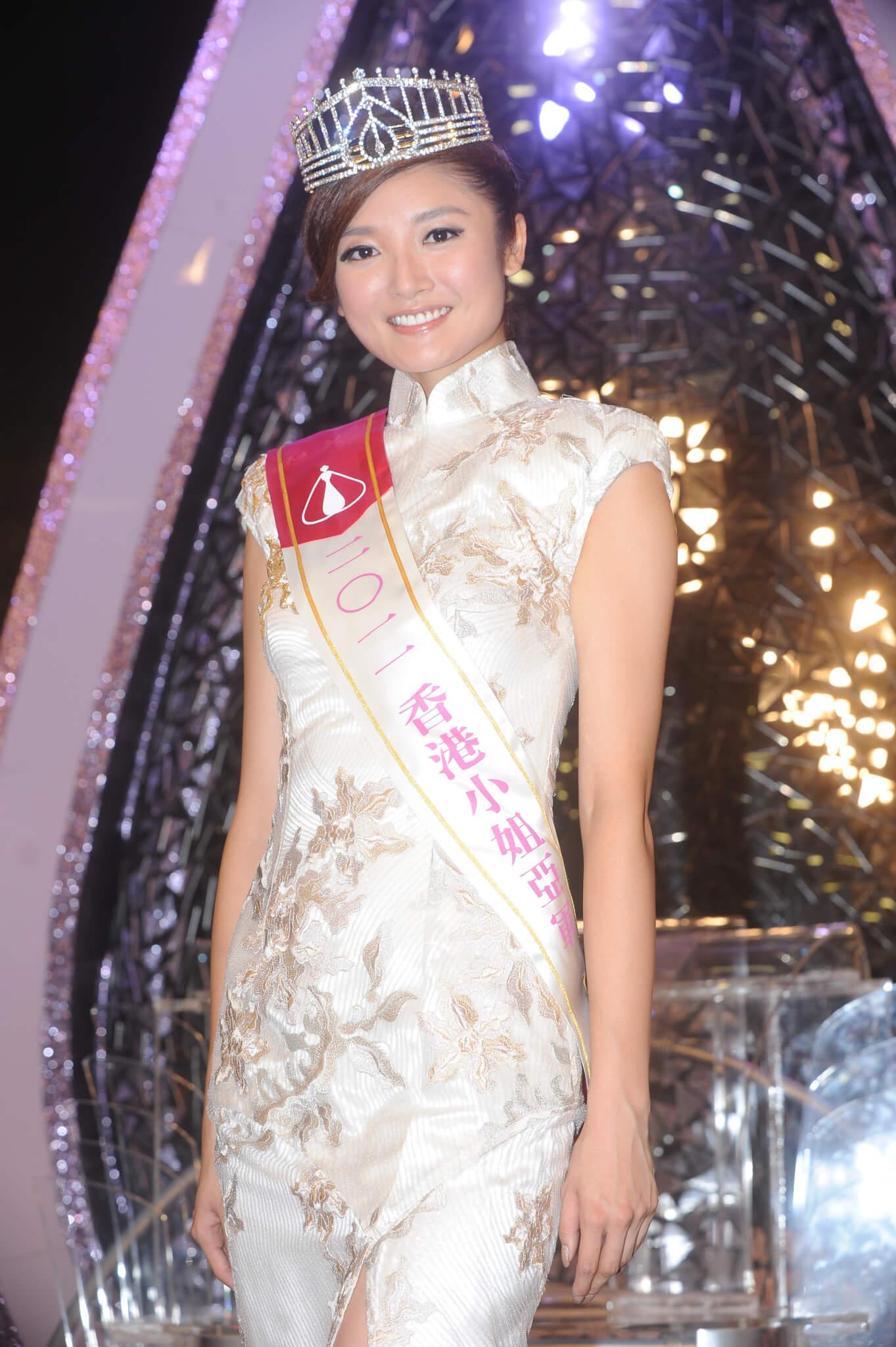 朱希敏 2011年亞軍