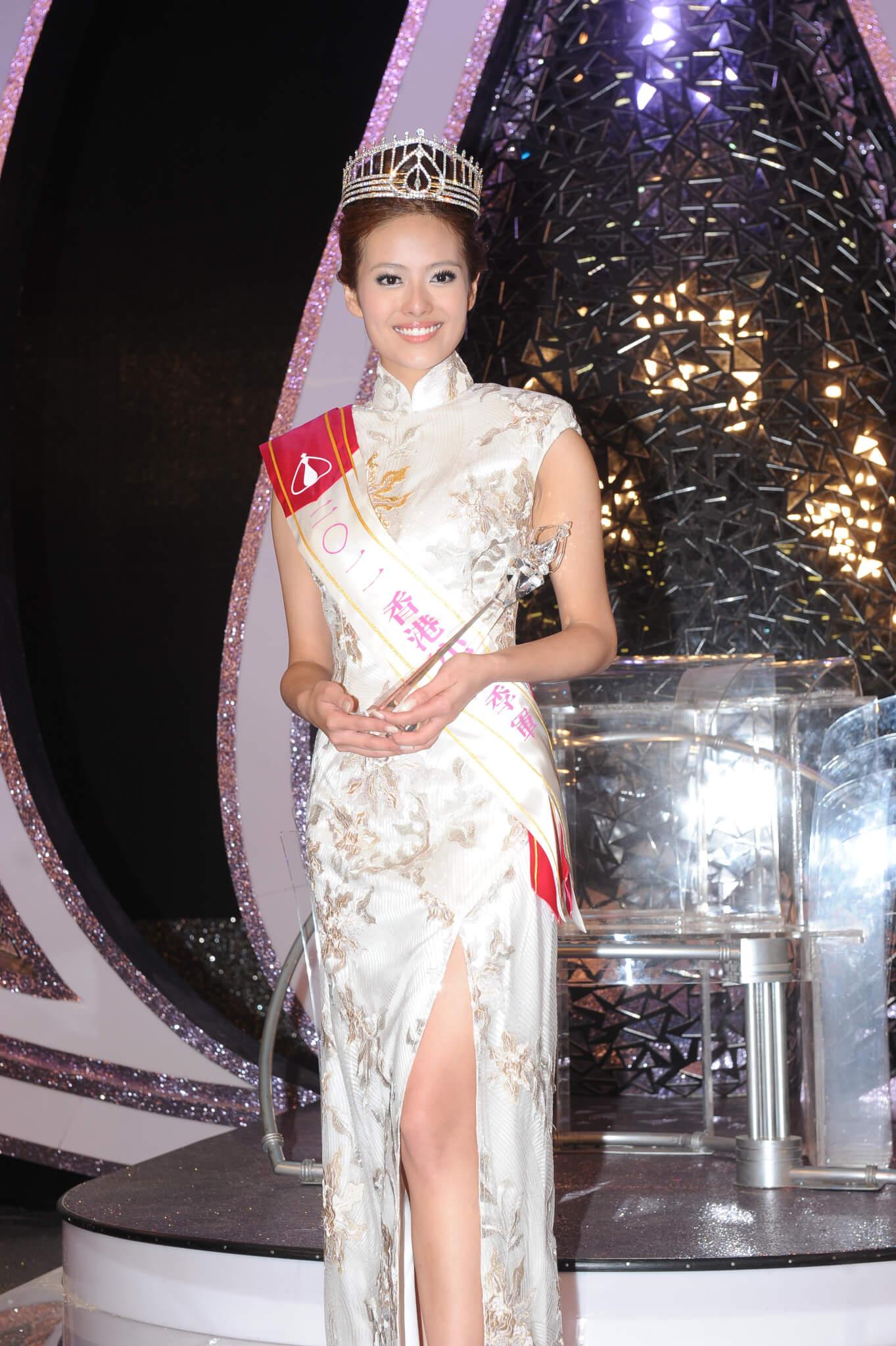 許亦妮 2011年季軍