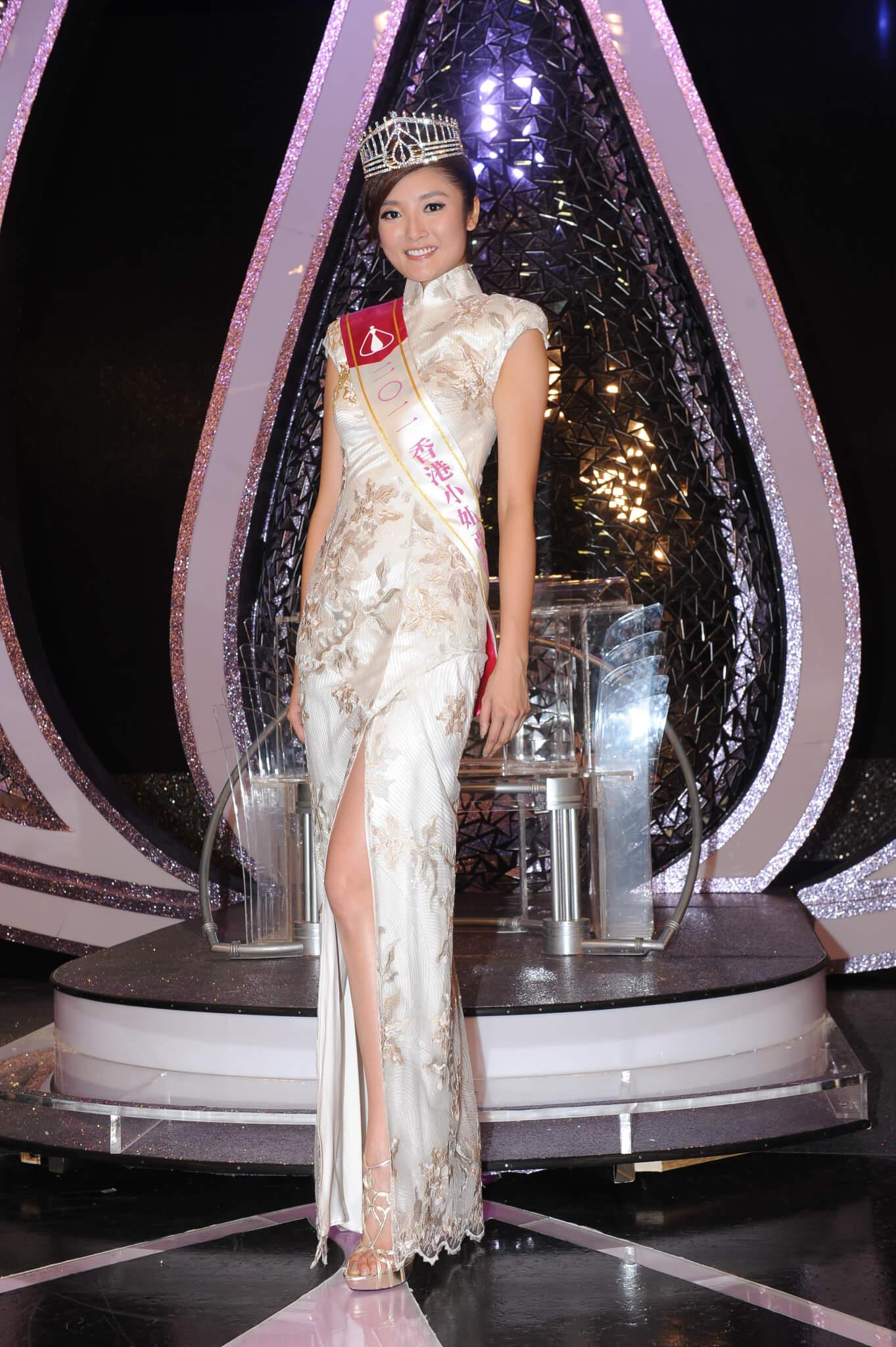 朱希敏(2011年亞軍)177cm