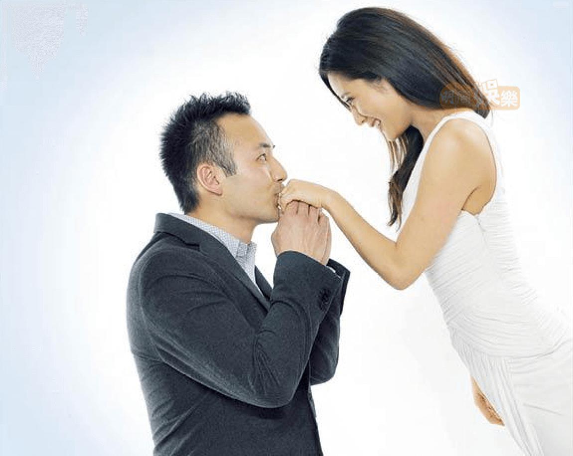 張嘉兒2015年與金融才俊Nathan於加拿大結婚