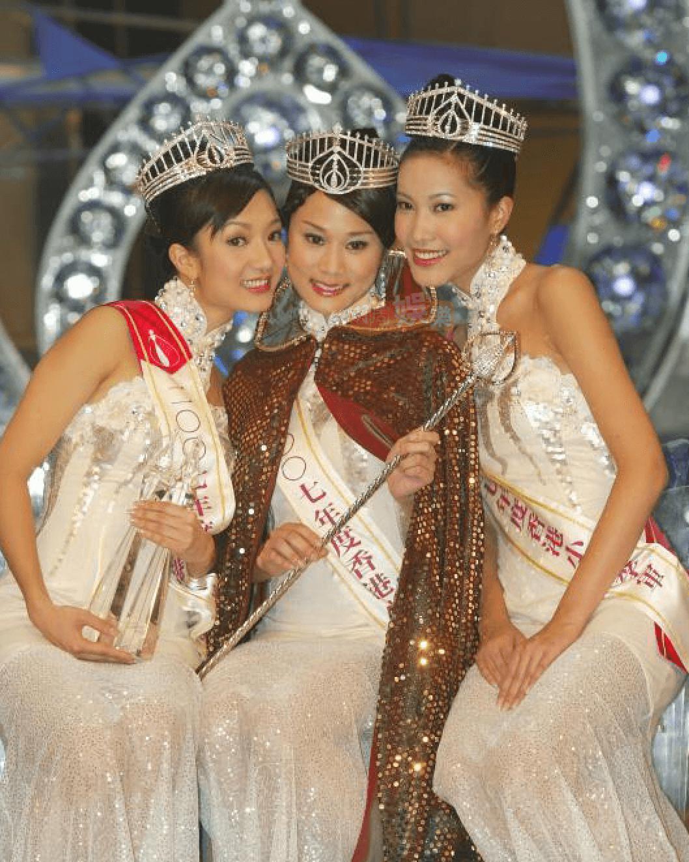 2007年度港姐冠軍張嘉兒