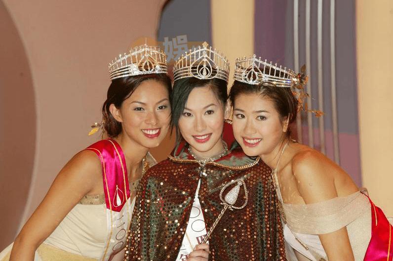 2004年港姐冠軍徐子珊