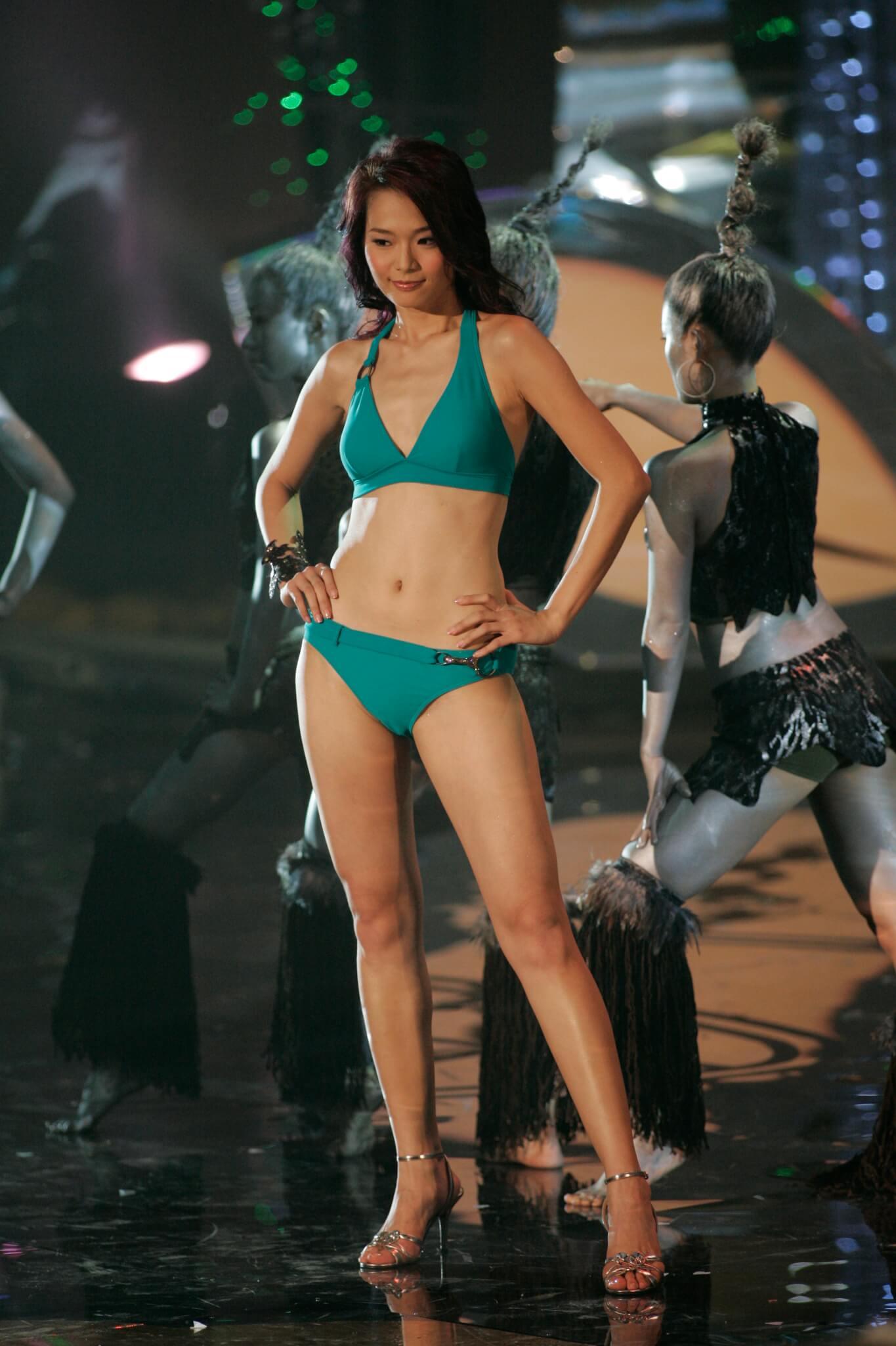 呂慧儀(2006年季軍)177cm