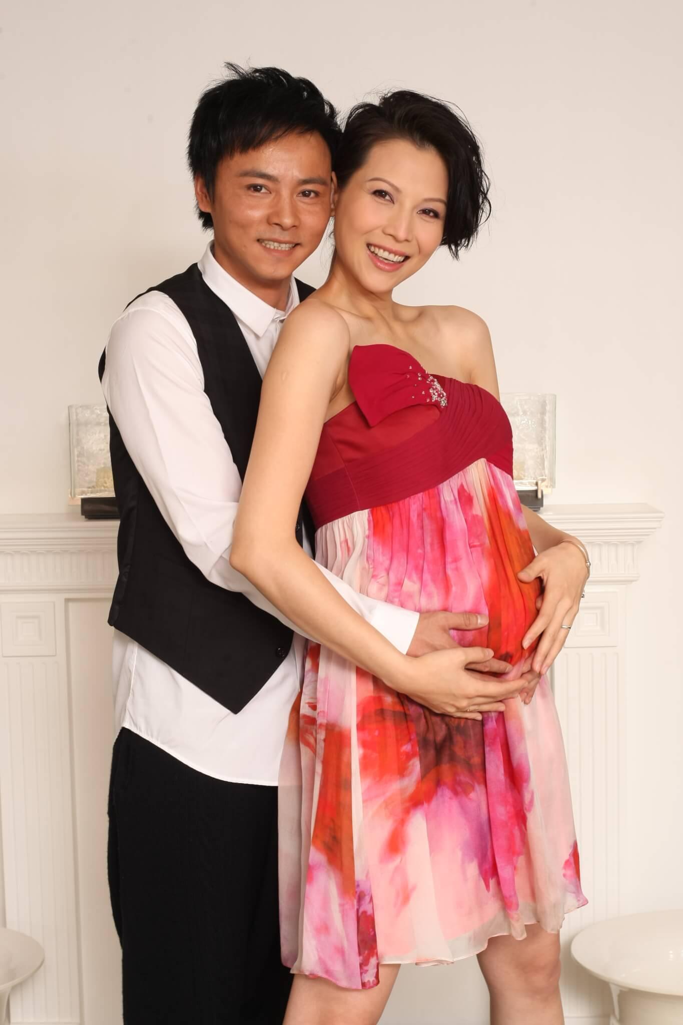 Ada 2010年懷有長女